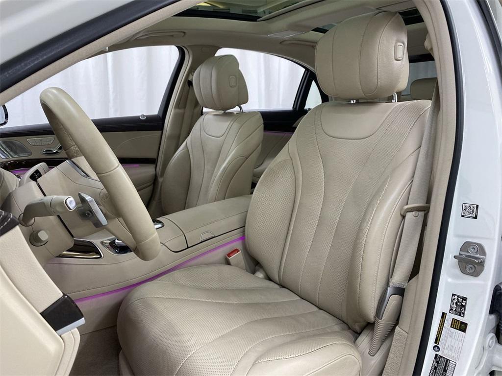 Used 2018 Mercedes-Benz S-Class S 450 for sale $59,888 at Gravity Autos Marietta in Marietta GA 30060 10