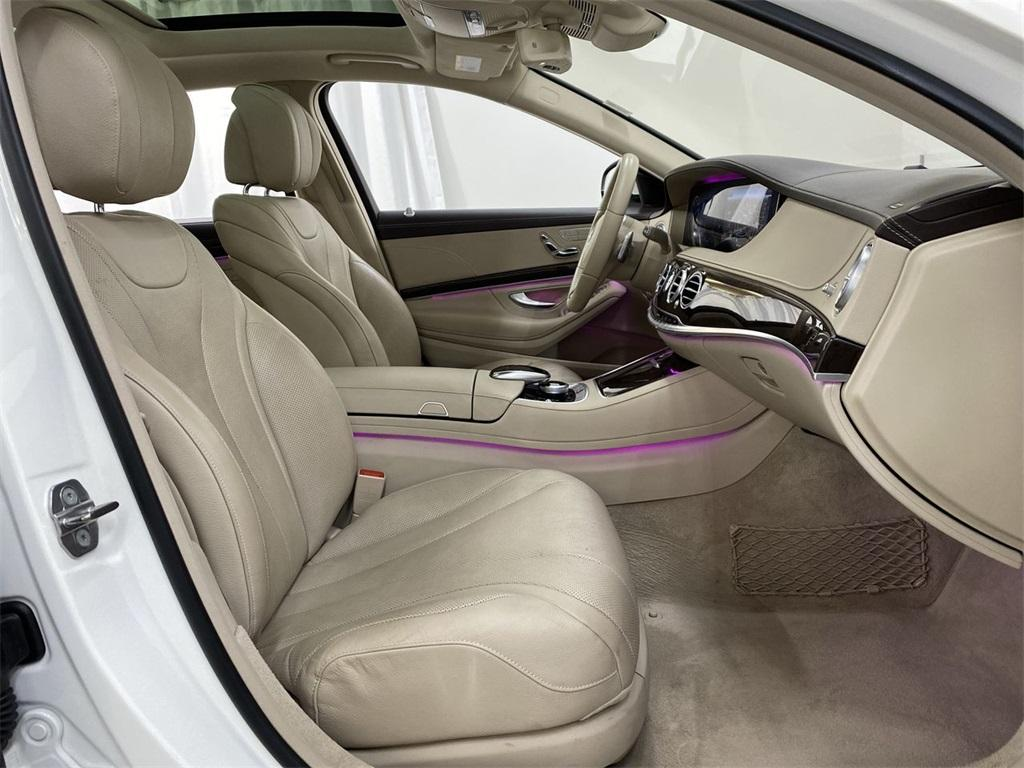 Used 2018 Mercedes-Benz S-Class S 450 for sale $59,888 at Gravity Autos Marietta in Marietta GA 30060 11