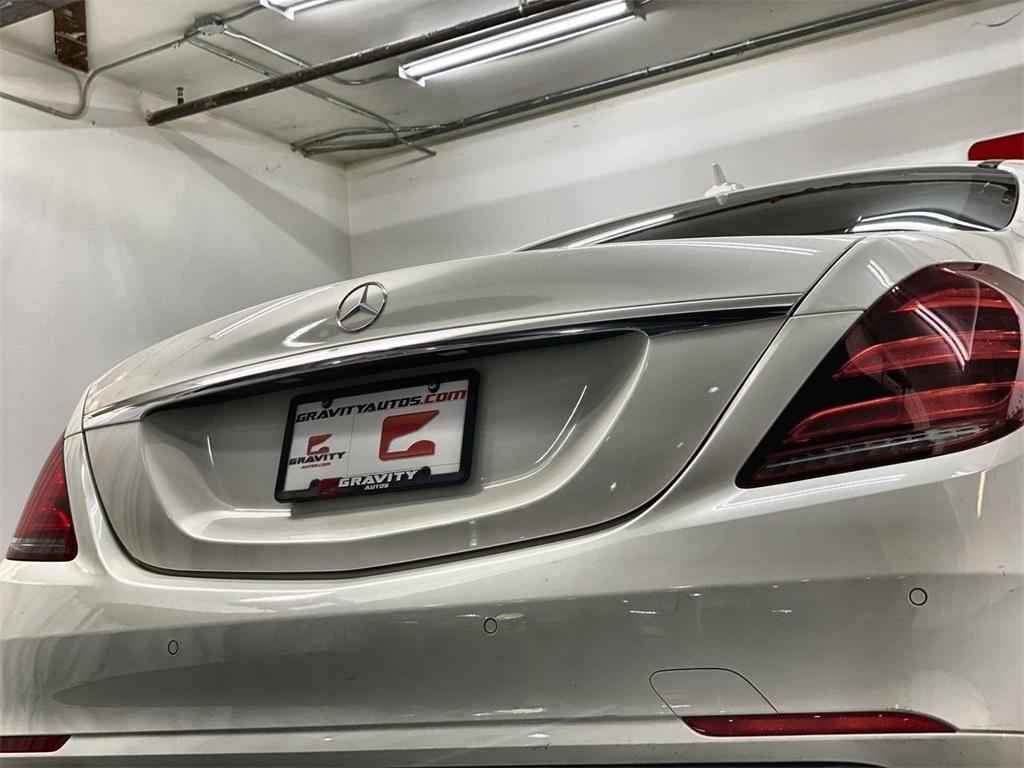 Used 2018 Mercedes-Benz S-Class S 450 for sale $59,888 at Gravity Autos Marietta in Marietta GA 30060 14