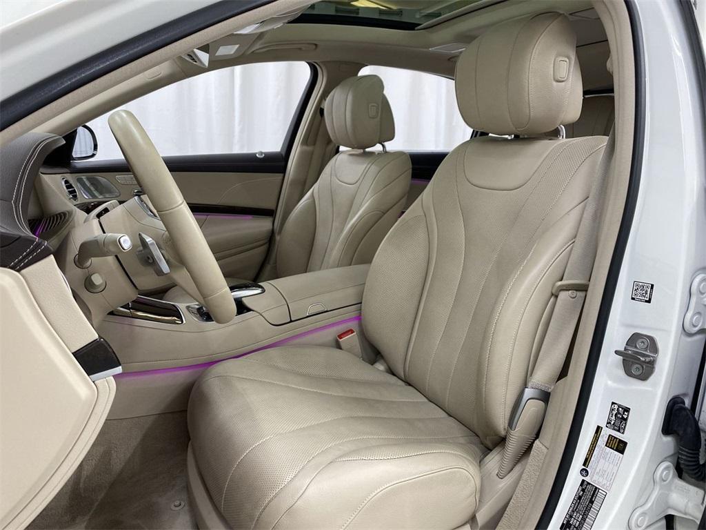 Used 2018 Mercedes-Benz S-Class S 450 for sale $59,888 at Gravity Autos Marietta in Marietta GA 30060 19