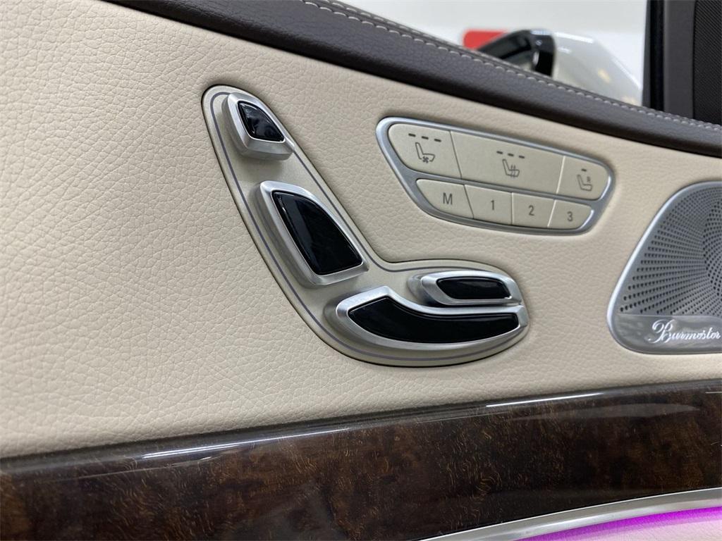 Used 2018 Mercedes-Benz S-Class S 450 for sale $59,888 at Gravity Autos Marietta in Marietta GA 30060 20