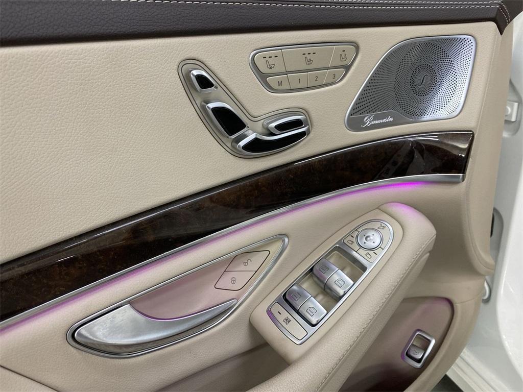 Used 2018 Mercedes-Benz S-Class S 450 for sale $59,888 at Gravity Autos Marietta in Marietta GA 30060 23
