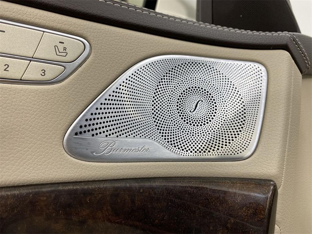 Used 2018 Mercedes-Benz S-Class S 450 for sale $59,888 at Gravity Autos Marietta in Marietta GA 30060 24