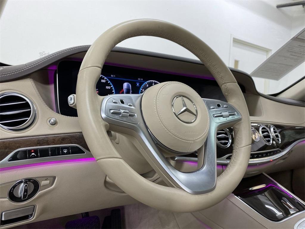 Used 2018 Mercedes-Benz S-Class S 450 for sale $59,888 at Gravity Autos Marietta in Marietta GA 30060 26