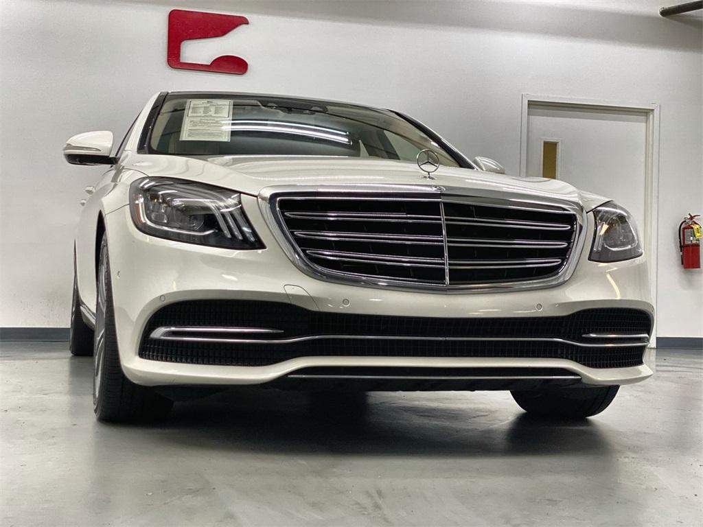 Used 2018 Mercedes-Benz S-Class S 450 for sale $59,888 at Gravity Autos Marietta in Marietta GA 30060 3