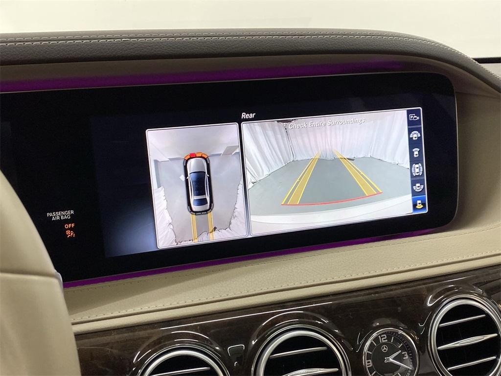 Used 2018 Mercedes-Benz S-Class S 450 for sale $59,888 at Gravity Autos Marietta in Marietta GA 30060 34
