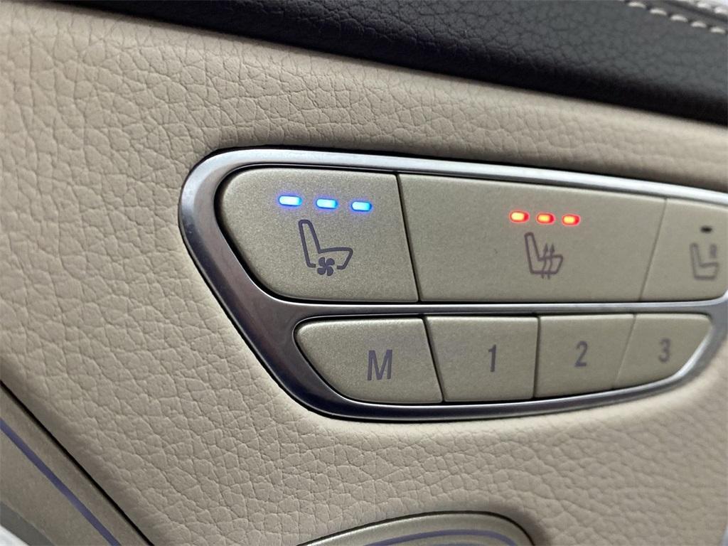Used 2018 Mercedes-Benz S-Class S 450 for sale $59,888 at Gravity Autos Marietta in Marietta GA 30060 38