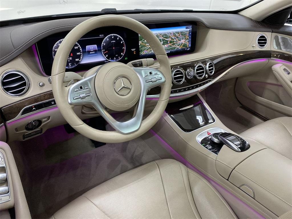 Used 2018 Mercedes-Benz S-Class S 450 for sale $59,888 at Gravity Autos Marietta in Marietta GA 30060 43