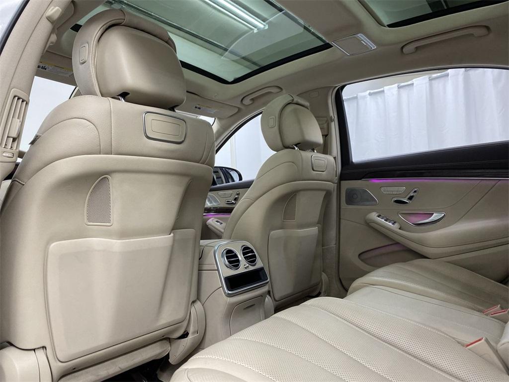 Used 2018 Mercedes-Benz S-Class S 450 for sale $59,888 at Gravity Autos Marietta in Marietta GA 30060 45
