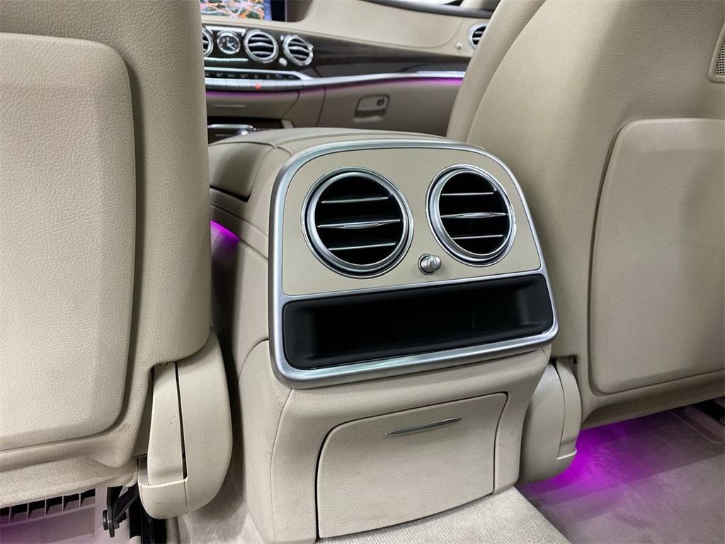 Used 2018 Mercedes-Benz S-Class S 450 for sale $59,888 at Gravity Autos Marietta in Marietta GA 30060 46