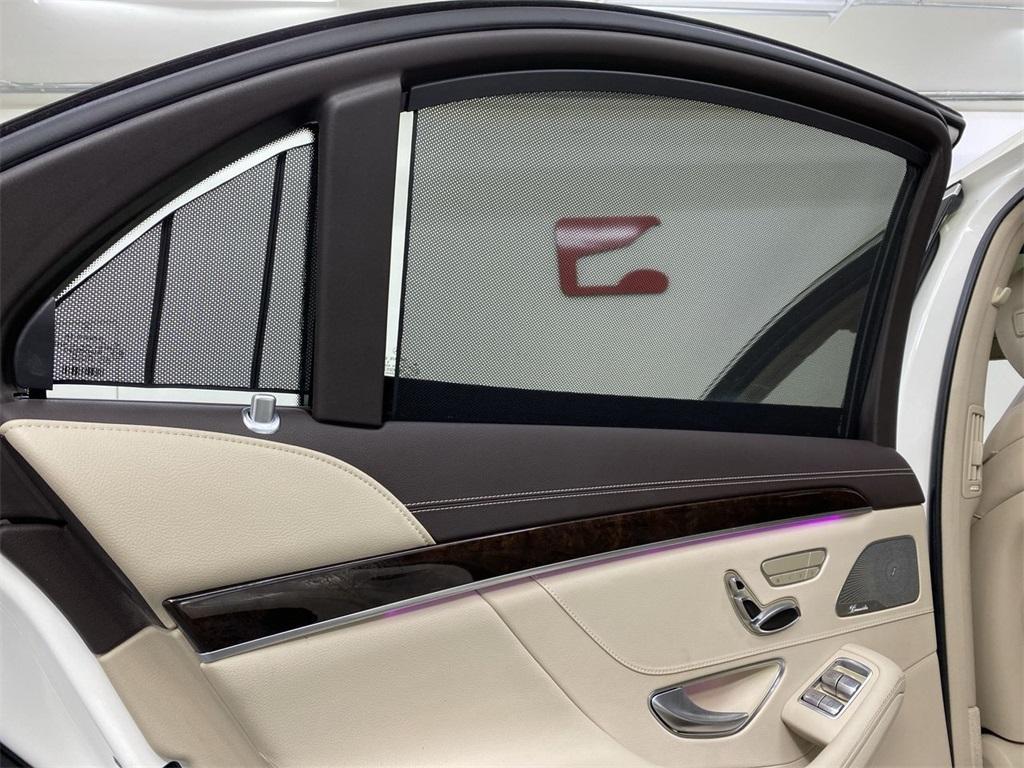 Used 2018 Mercedes-Benz S-Class S 450 for sale $59,888 at Gravity Autos Marietta in Marietta GA 30060 47