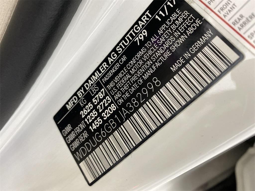 Used 2018 Mercedes-Benz S-Class S 450 for sale $59,888 at Gravity Autos Marietta in Marietta GA 30060 53