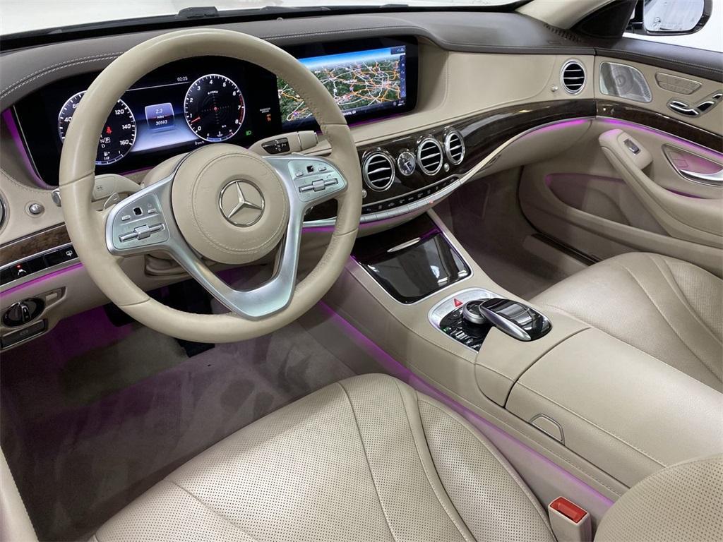 Used 2018 Mercedes-Benz S-Class S 450 for sale $59,888 at Gravity Autos Marietta in Marietta GA 30060 8
