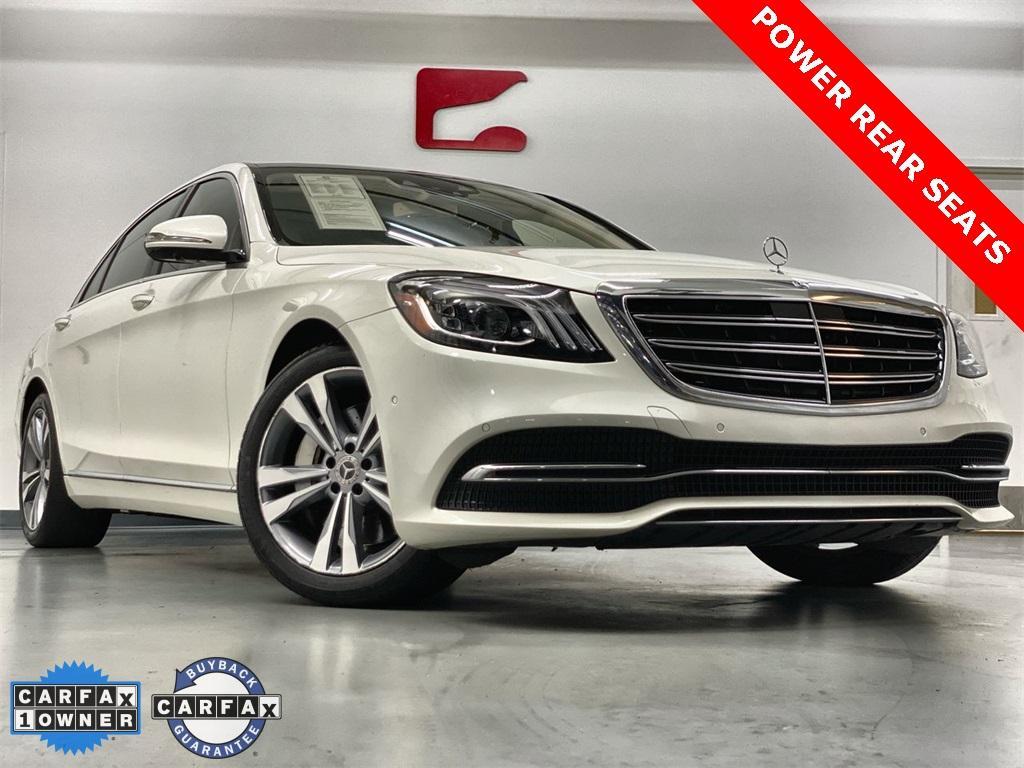 Used 2018 Mercedes-Benz S-Class S 450 for sale $59,888 at Gravity Autos Marietta in Marietta GA 30060 1