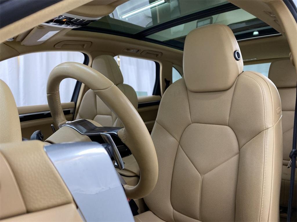 Used 2016 Porsche Cayenne Base for sale Sold at Gravity Autos Marietta in Marietta GA 30060 10