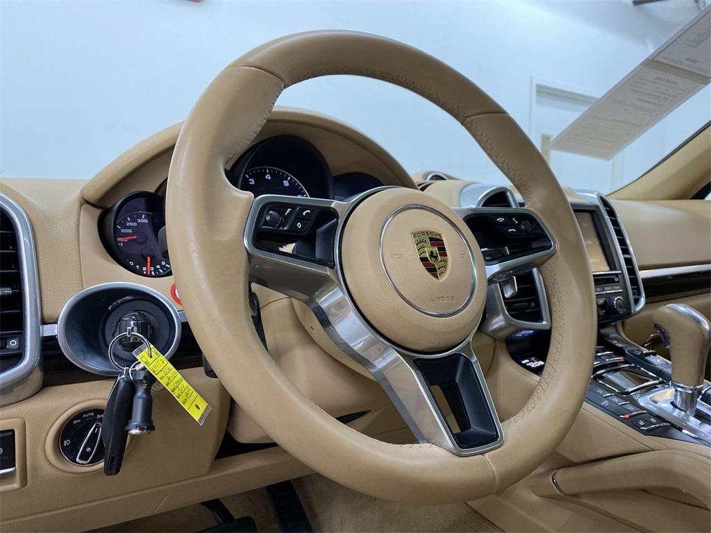 Used 2016 Porsche Cayenne Base for sale Sold at Gravity Autos Marietta in Marietta GA 30060 25