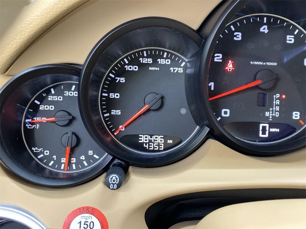 Used 2016 Porsche Cayenne Base for sale Sold at Gravity Autos Marietta in Marietta GA 30060 28