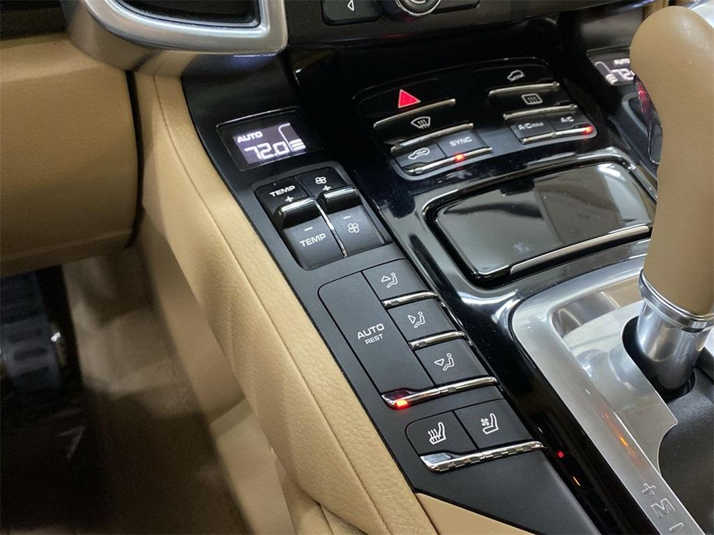 Used 2016 Porsche Cayenne Base for sale Sold at Gravity Autos Marietta in Marietta GA 30060 34