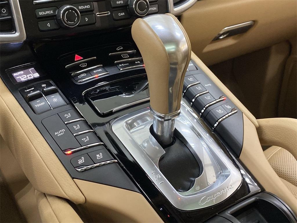 Used 2016 Porsche Cayenne Base for sale Sold at Gravity Autos Marietta in Marietta GA 30060 37