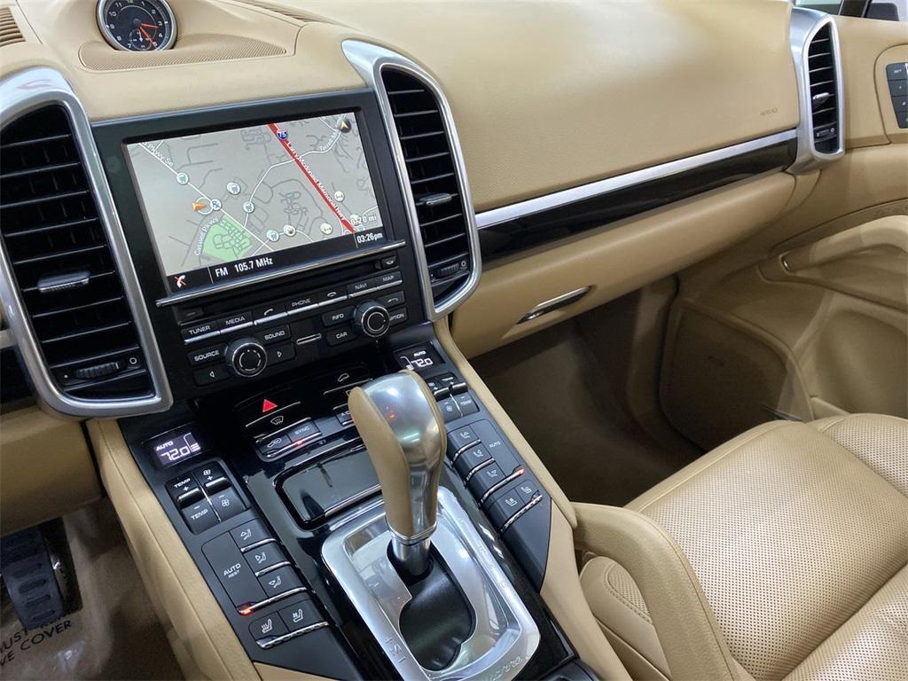 Used 2016 Porsche Cayenne Base for sale Sold at Gravity Autos Marietta in Marietta GA 30060 39