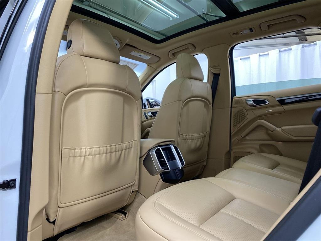 Used 2016 Porsche Cayenne Base for sale Sold at Gravity Autos Marietta in Marietta GA 30060 43