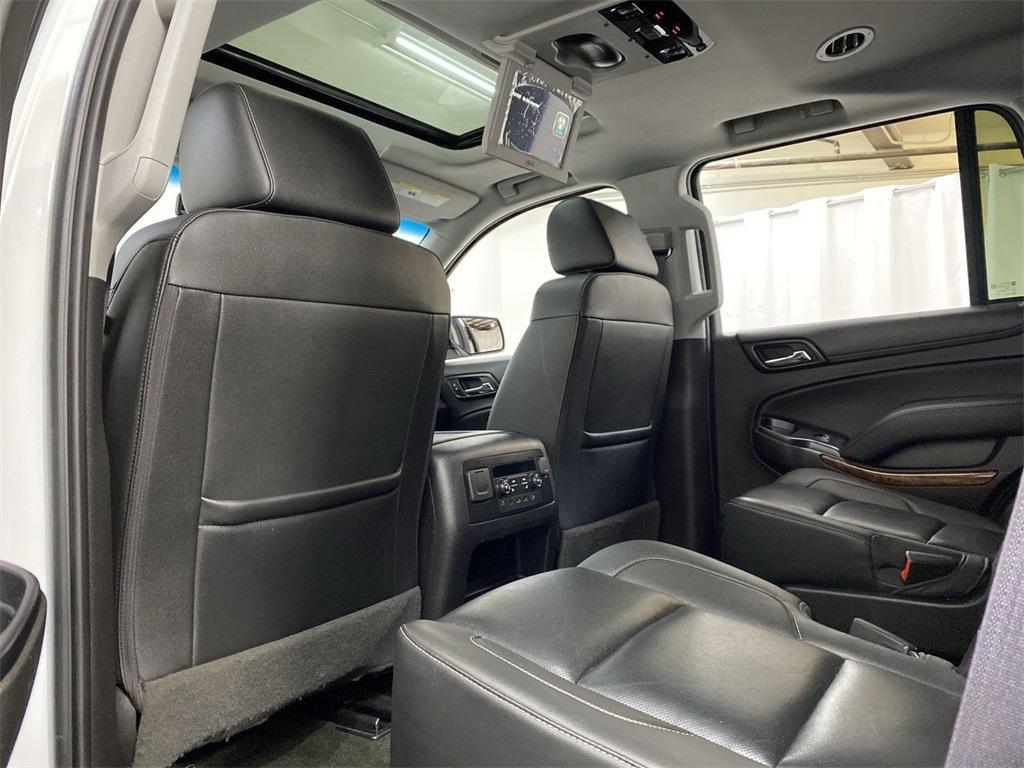 Used 2017 Chevrolet Tahoe Premier for sale $46,888 at Gravity Autos Marietta in Marietta GA 30060 40