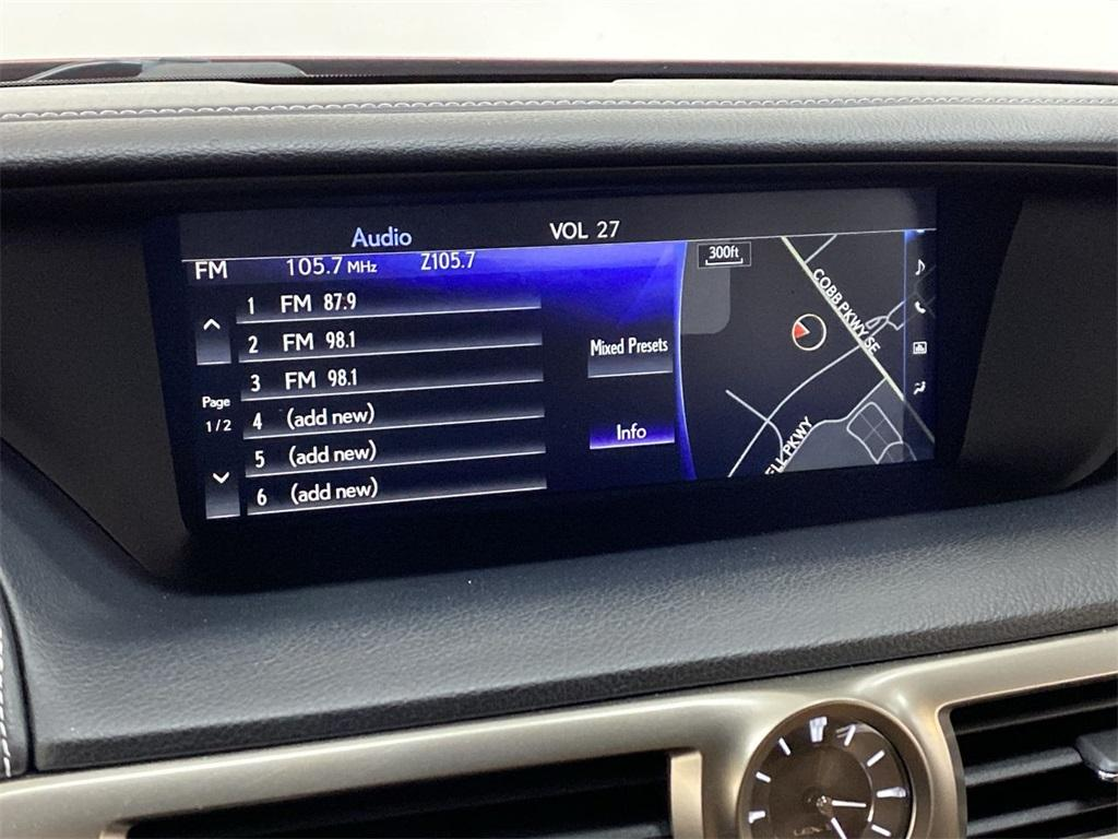 Used 2016 Lexus GS 350 F Sport for sale $29,998 at Gravity Autos Marietta in Marietta GA 30060 32