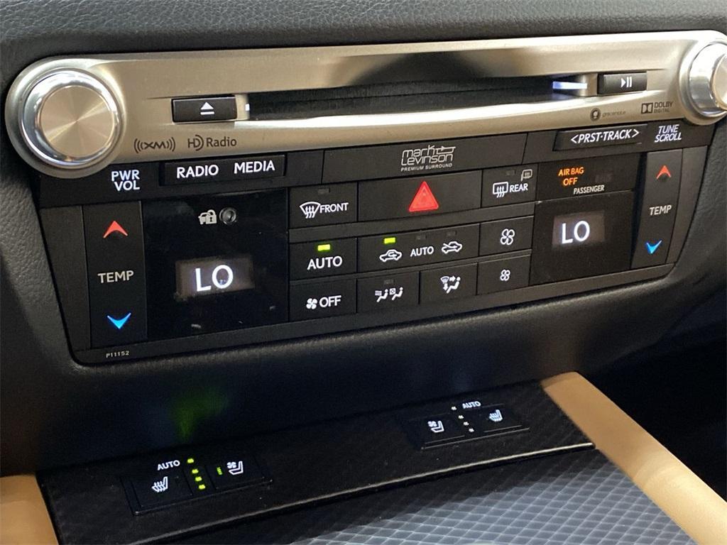 Used 2016 Lexus GS 350 F Sport for sale $29,998 at Gravity Autos Marietta in Marietta GA 30060 33