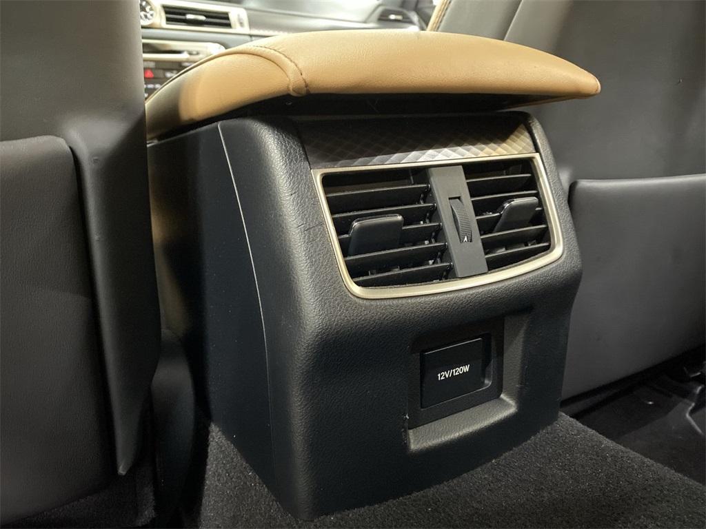 Used 2016 Lexus GS 350 F Sport for sale $29,998 at Gravity Autos Marietta in Marietta GA 30060 43