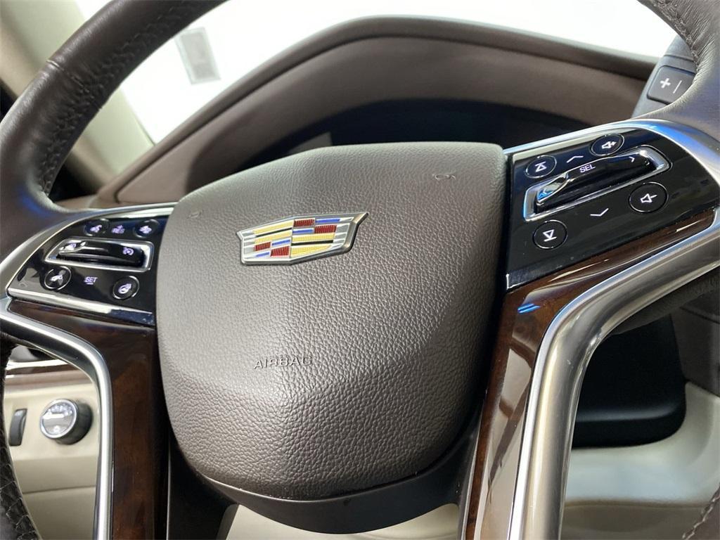 Used 2016 Cadillac Escalade Luxury for sale $46,988 at Gravity Autos Marietta in Marietta GA 30060 23