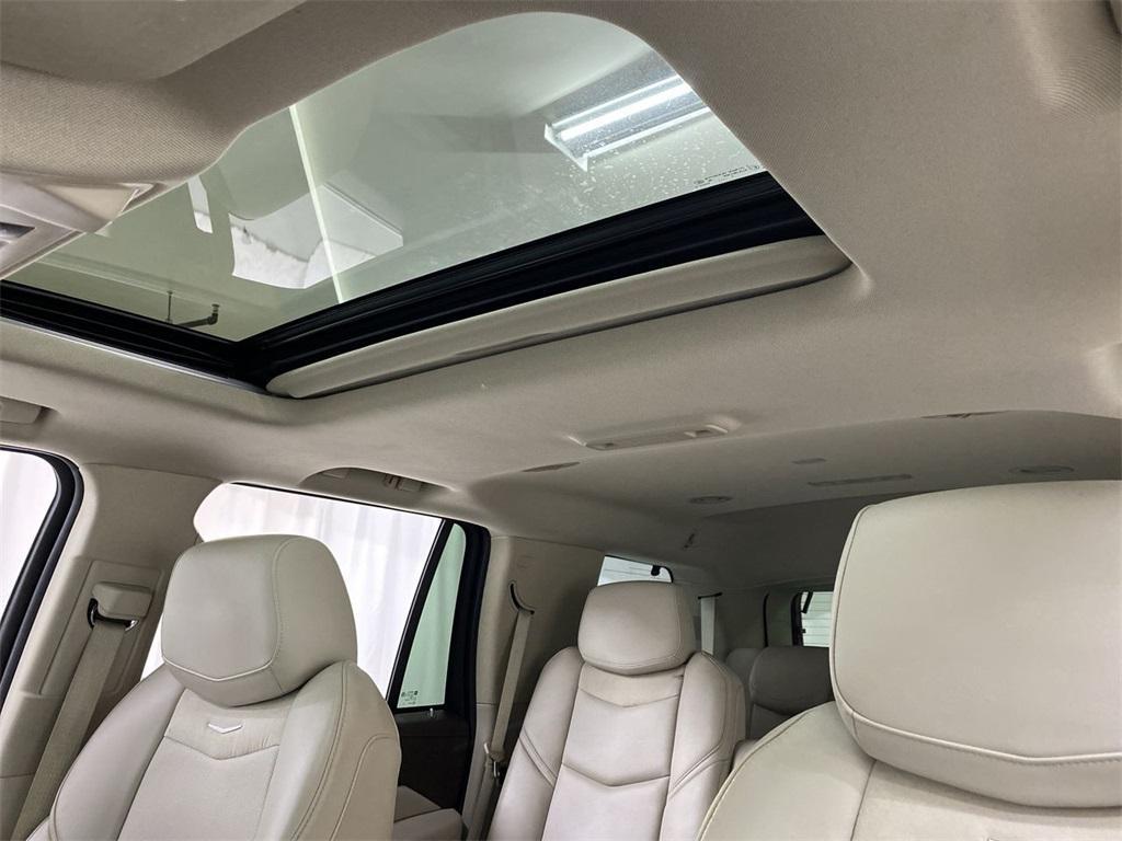 Used 2016 Cadillac Escalade Luxury for sale $46,988 at Gravity Autos Marietta in Marietta GA 30060 39