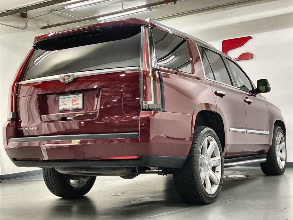Used 2016 Cadillac Escalade Luxury for sale $46,988 at Gravity Autos Marietta in Marietta GA 30060 7