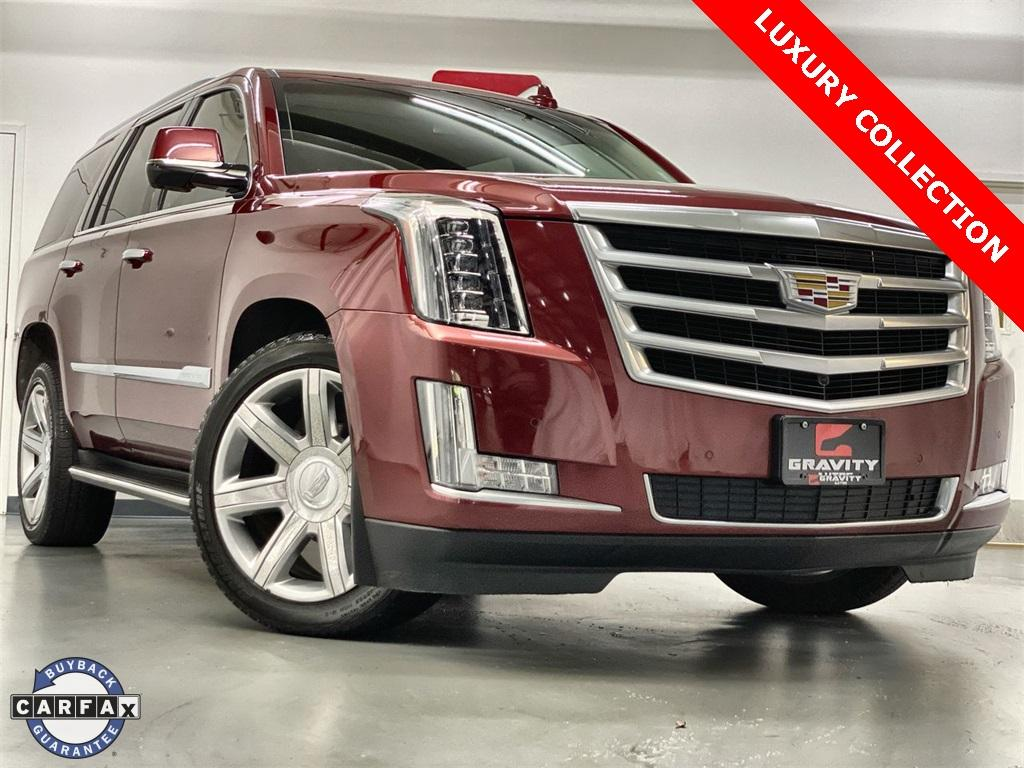 Used 2016 Cadillac Escalade Luxury for sale $46,988 at Gravity Autos Marietta in Marietta GA 30060 1