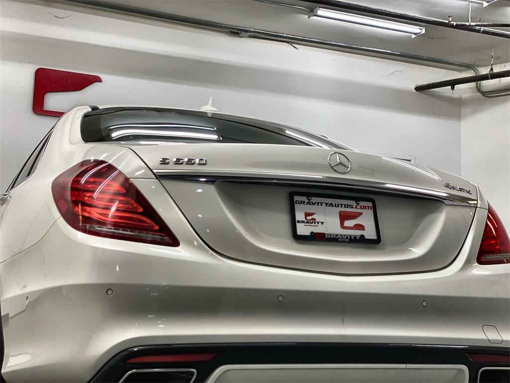 Used 2015 Mercedes-Benz S-Class S 550 for sale Sold at Gravity Autos Marietta in Marietta GA 30060 10