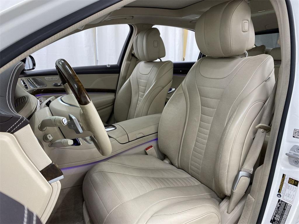 Used 2015 Mercedes-Benz S-Class S 550 for sale Sold at Gravity Autos Marietta in Marietta GA 30060 15