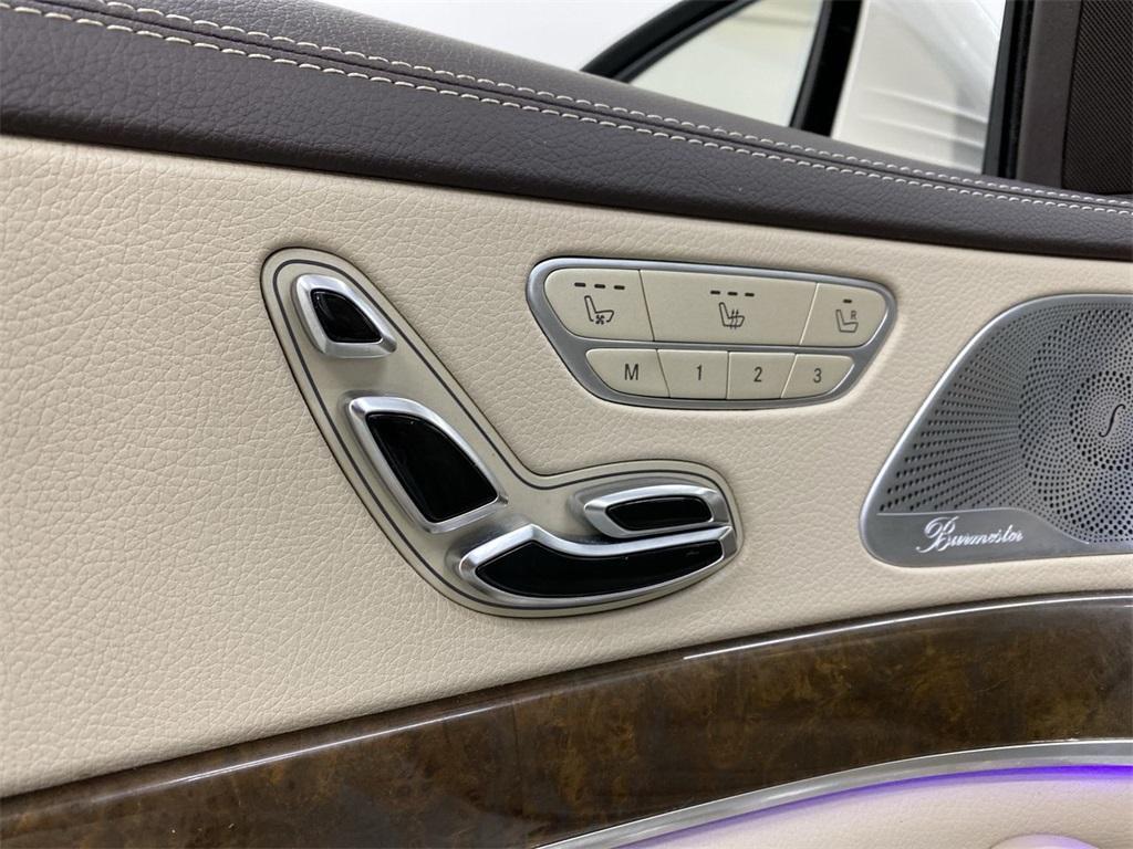 Used 2015 Mercedes-Benz S-Class S 550 for sale Sold at Gravity Autos Marietta in Marietta GA 30060 16