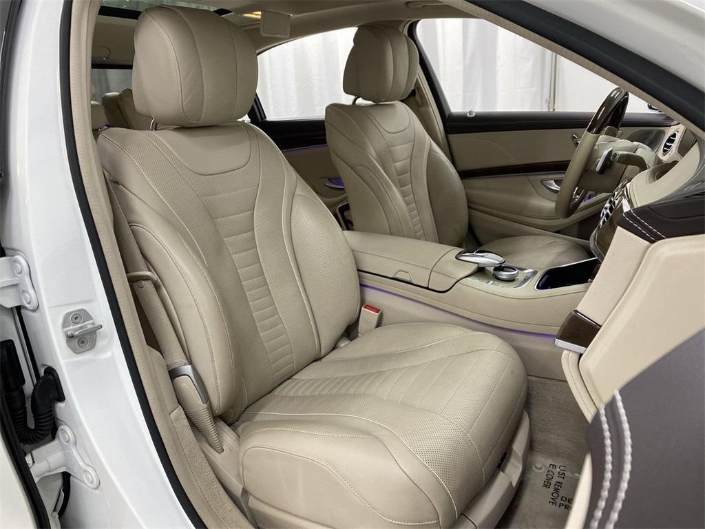 Used 2015 Mercedes-Benz S-Class S 550 for sale Sold at Gravity Autos Marietta in Marietta GA 30060 17