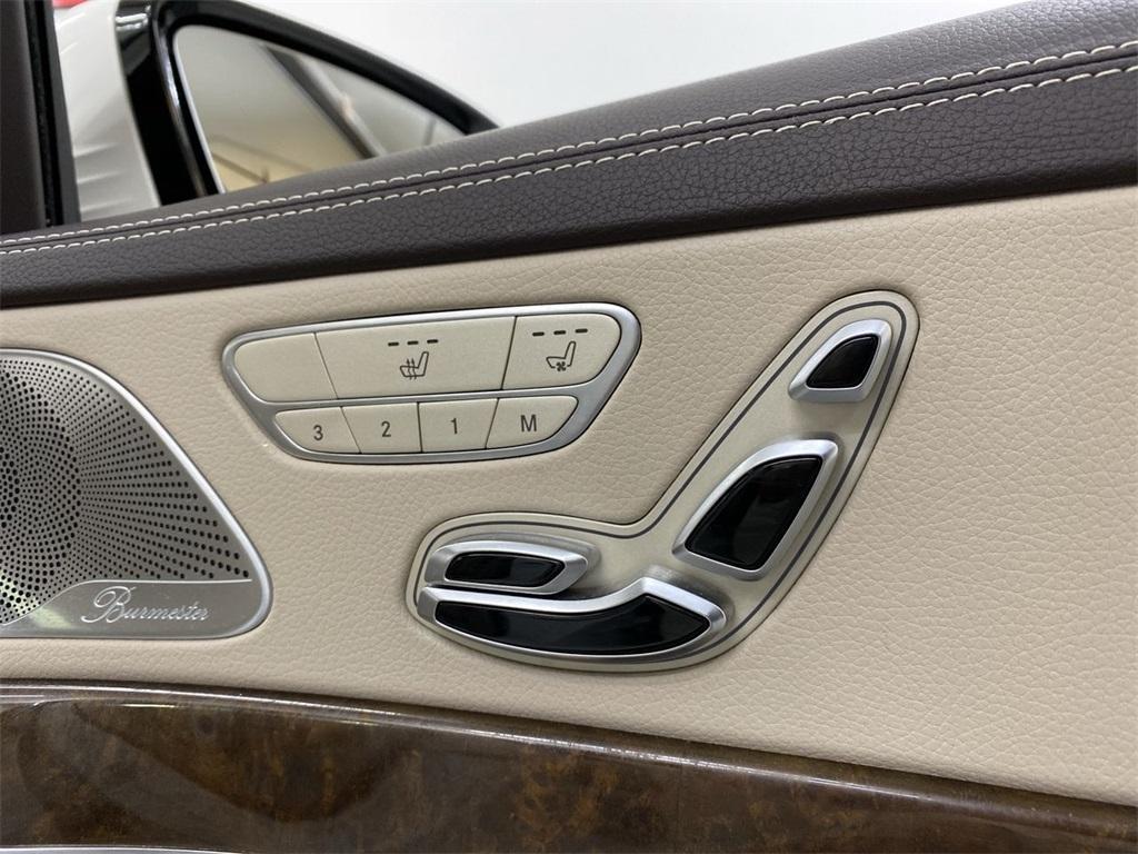 Used 2015 Mercedes-Benz S-Class S 550 for sale Sold at Gravity Autos Marietta in Marietta GA 30060 18