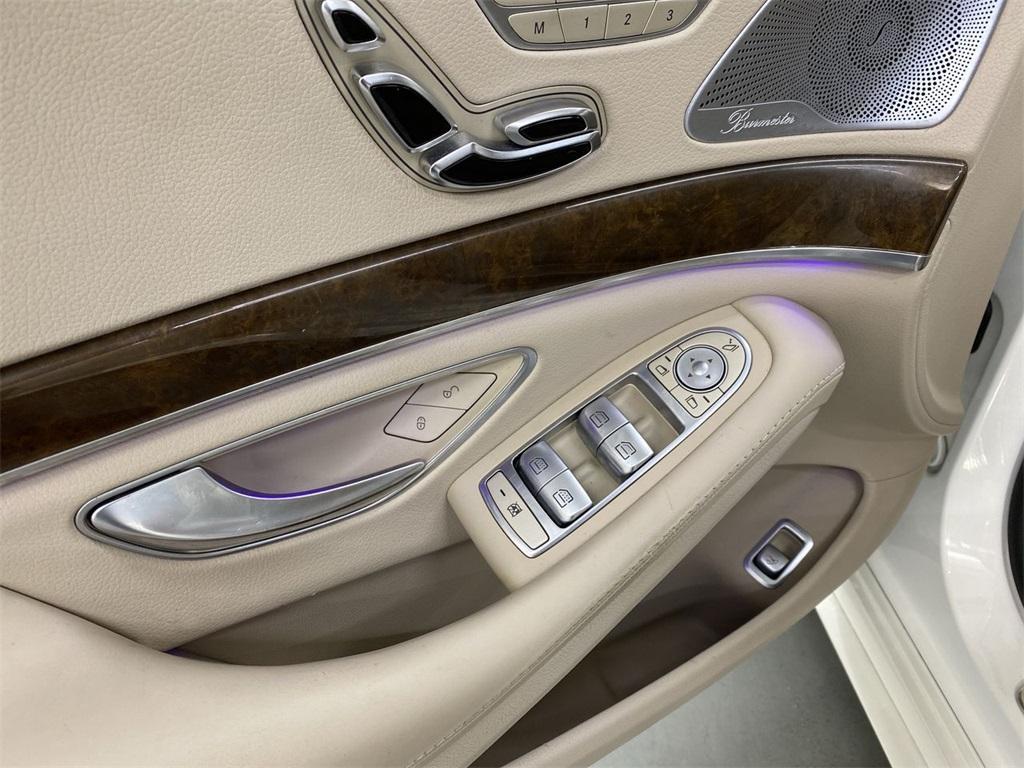 Used 2015 Mercedes-Benz S-Class S 550 for sale Sold at Gravity Autos Marietta in Marietta GA 30060 19