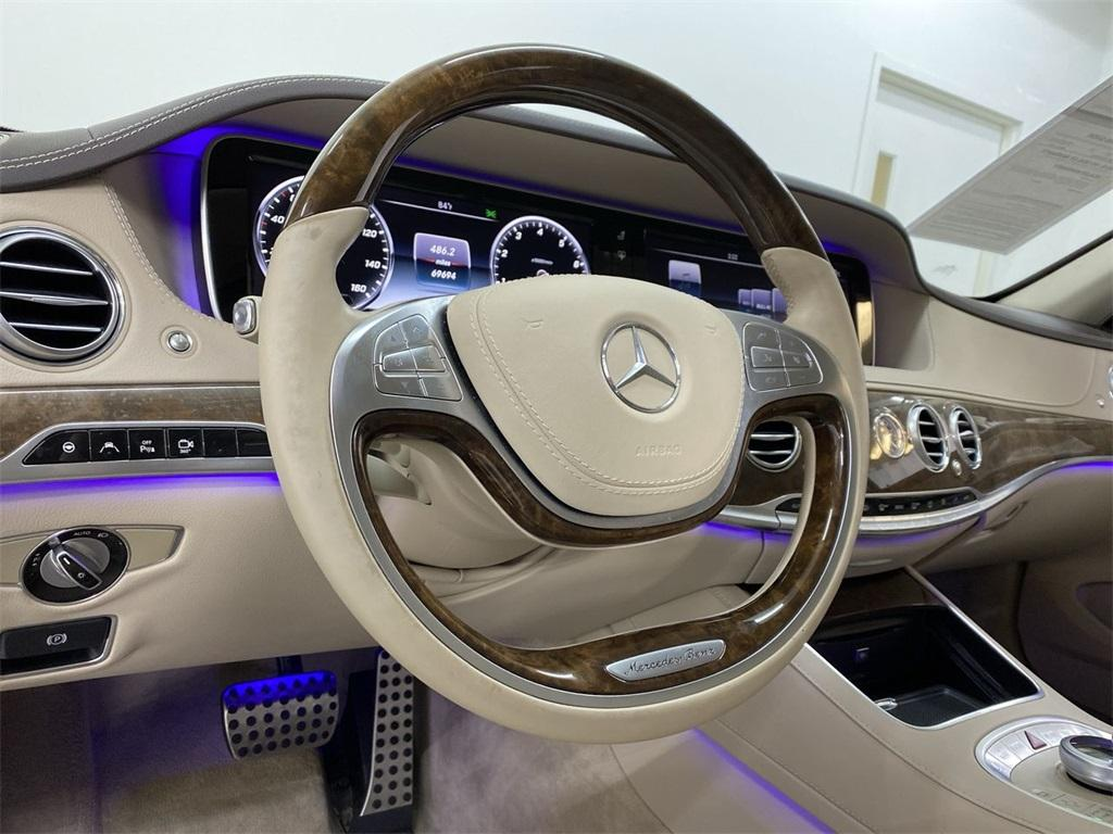 Used 2015 Mercedes-Benz S-Class S 550 for sale Sold at Gravity Autos Marietta in Marietta GA 30060 22