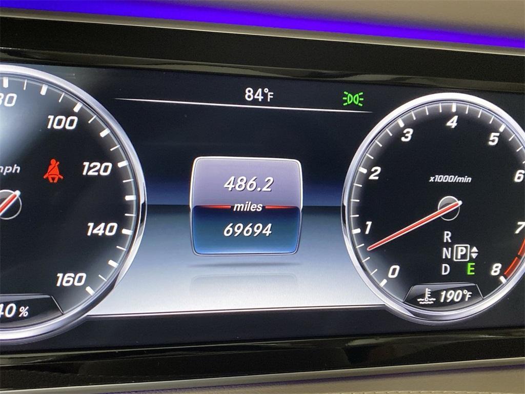 Used 2015 Mercedes-Benz S-Class S 550 for sale Sold at Gravity Autos Marietta in Marietta GA 30060 26