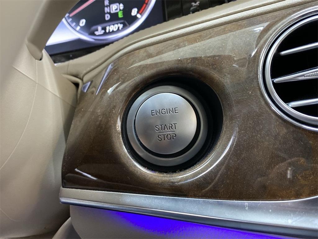Used 2015 Mercedes-Benz S-Class S 550 for sale Sold at Gravity Autos Marietta in Marietta GA 30060 29