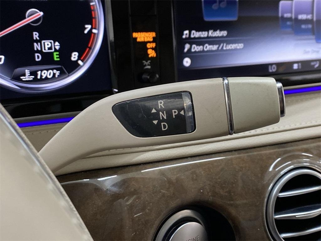 Used 2015 Mercedes-Benz S-Class S 550 for sale Sold at Gravity Autos Marietta in Marietta GA 30060 37