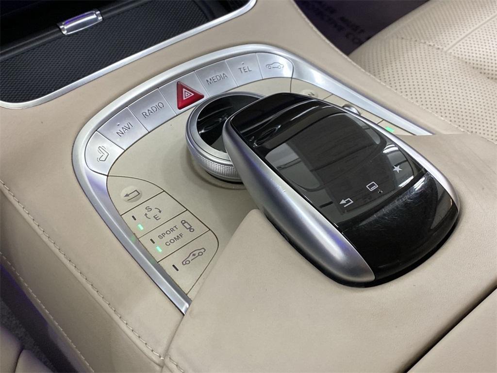 Used 2015 Mercedes-Benz S-Class S 550 for sale Sold at Gravity Autos Marietta in Marietta GA 30060 39