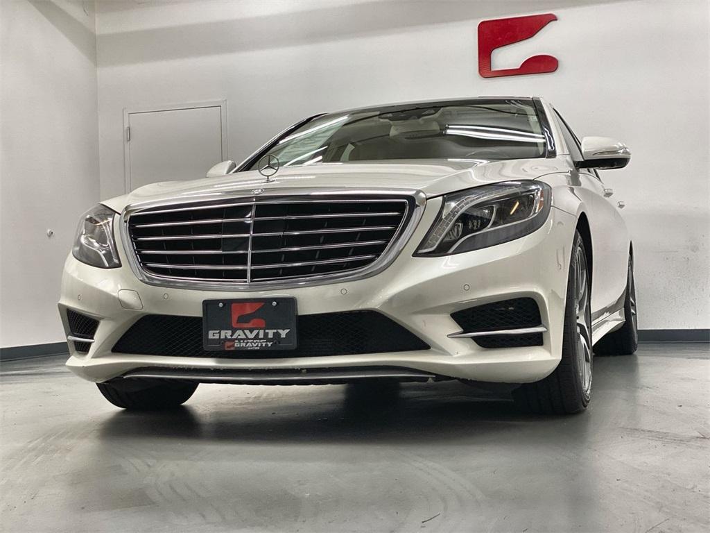 Used 2015 Mercedes-Benz S-Class S 550 for sale Sold at Gravity Autos Marietta in Marietta GA 30060 4