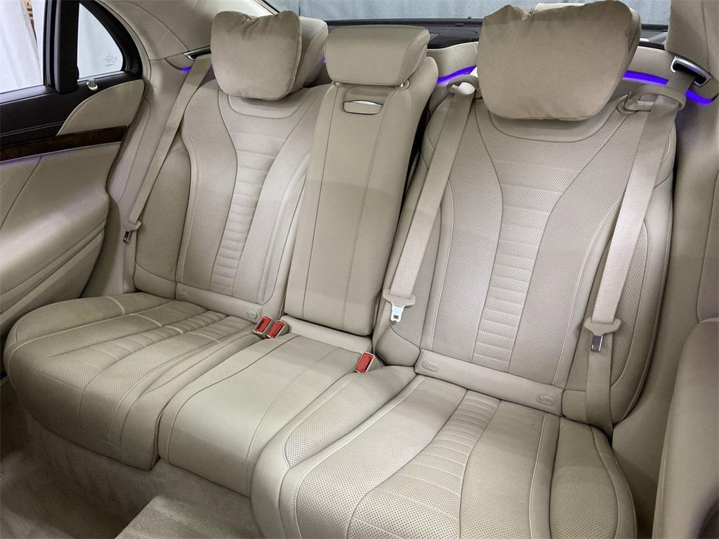 Used 2015 Mercedes-Benz S-Class S 550 for sale Sold at Gravity Autos Marietta in Marietta GA 30060 42