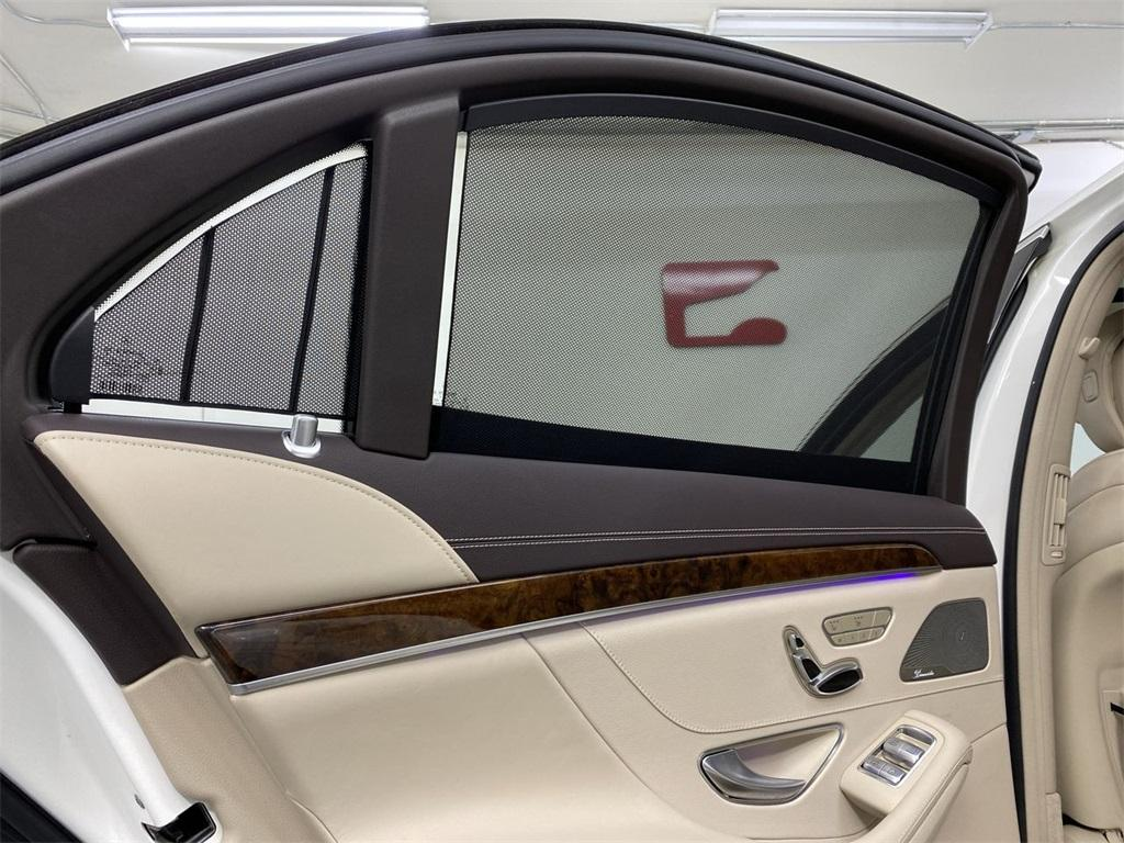Used 2015 Mercedes-Benz S-Class S 550 for sale Sold at Gravity Autos Marietta in Marietta GA 30060 44
