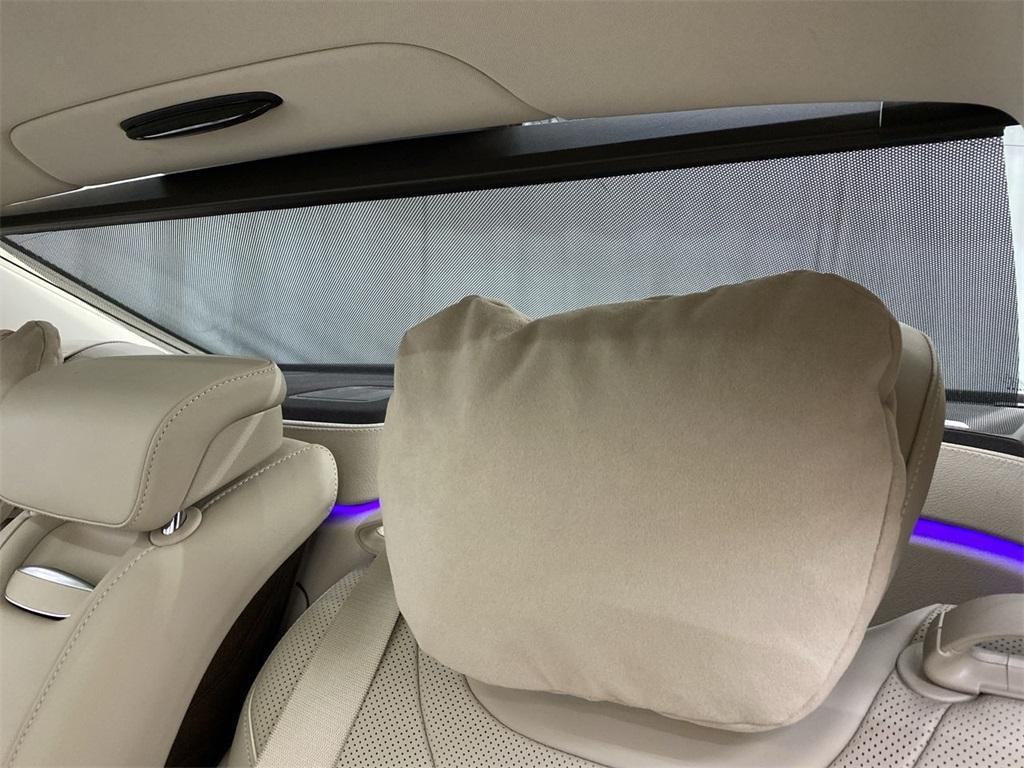 Used 2015 Mercedes-Benz S-Class S 550 for sale Sold at Gravity Autos Marietta in Marietta GA 30060 45