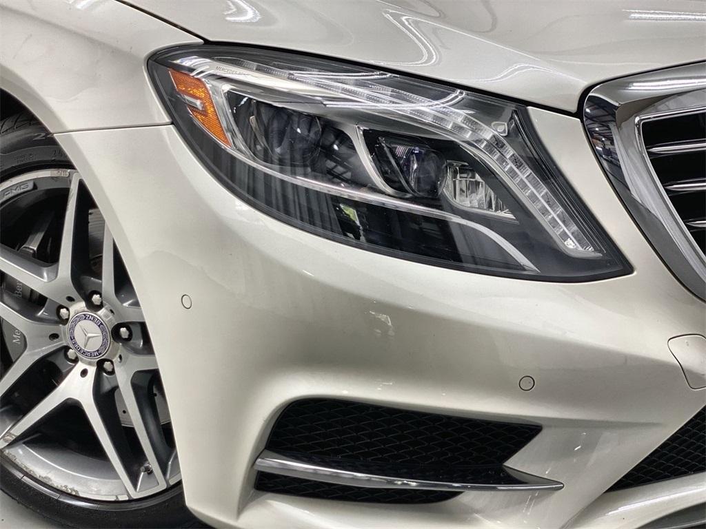 Used 2015 Mercedes-Benz S-Class S 550 for sale Sold at Gravity Autos Marietta in Marietta GA 30060 8