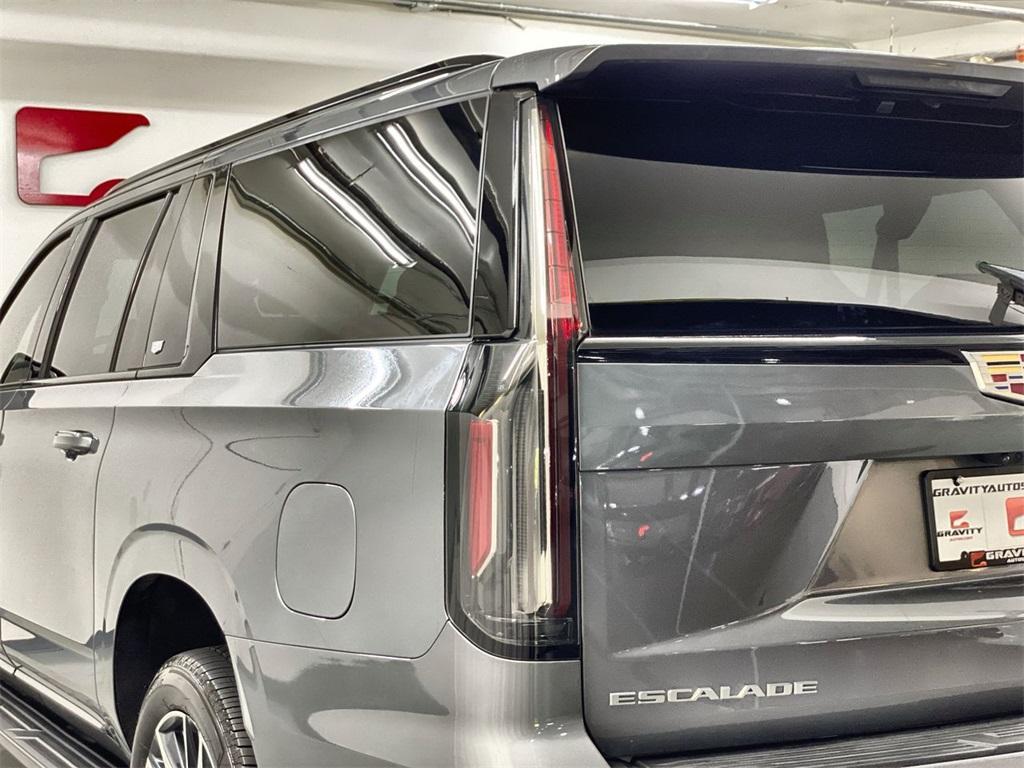 Used 2021 Cadillac Escalade ESV Sport for sale $107,777 at Gravity Autos Marietta in Marietta GA 30060 13